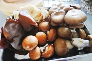 食べ物,秋,野菜,キノコ,食品,盛り合わせ,食材,フレッシュ,ベジタブル