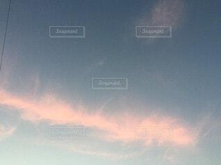 空の雲の群の写真・画像素材[3677267]
