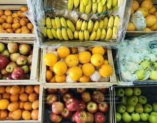食べ物,オレンジ,果物,野菜,いっぱい,みかん,柑橘類,ベジタブル,バナナ,リンゴ,グレープ フルーツ