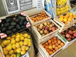 食べ物,果物,野菜,アボカド,食品,みかん,たくさん,食材,フレッシュ,柑橘類,ベジタブル,バナナ,リンゴ