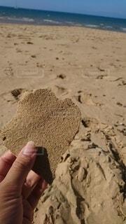 砂の塊の写真・画像素材[3704174]