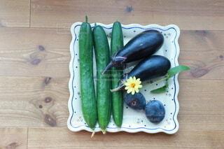 食べ物,野菜,食品,イチジク,食材,フレッシュ,ベジタブル,きゅうり,ナス