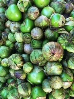 食べ物,トマト,野菜,食品,メキシコ,食材,フレッシュ,ベジタブル,メキシコ料理,サルサ,グリーントマト,地元の料理