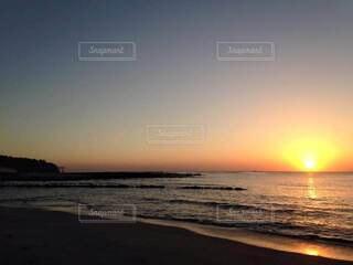 空,朝日,夜明け,朝焼け,正月,お正月,日の出,新年,初日の出