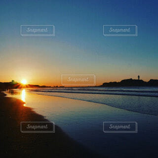 空,朝日,朝焼け,正月,お正月,日の出,グラデーション,新年,初日の出