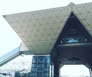 大きな建物の写真・画像素材[3757123]