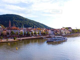 ヨーロッパの美しい街並みの写真・画像素材[3803063]