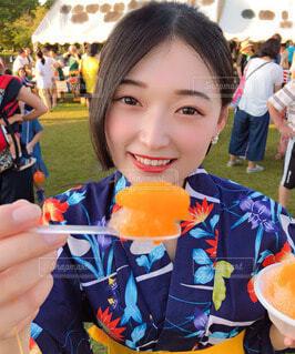 夏祭りの写真・画像素材[3687926]