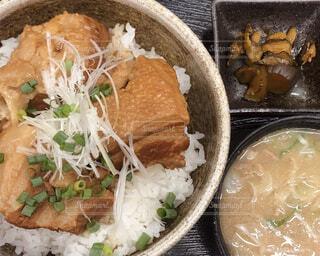和食のクローズアップの写真・画像素材[3859298]