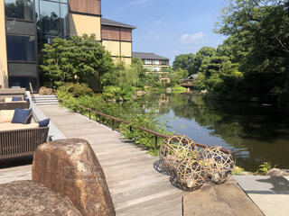 フォーシーズンズホテル京都の写真・画像素材[3706008]