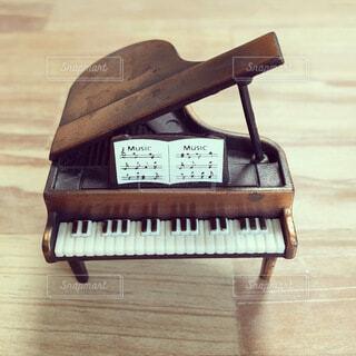 ピアノの写真・画像素材[3712199]