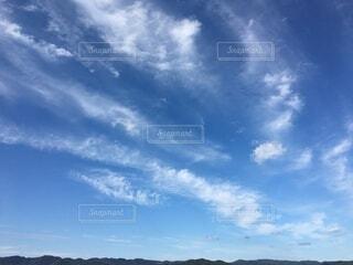 空の雲の群の写真・画像素材[3795161]