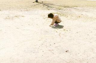 砂遊びの写真・画像素材[3706952]