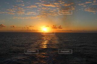 海,朝日,正月,お正月,日の出,新年,初日の出