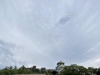 大阪城の写真・画像素材[3717703]