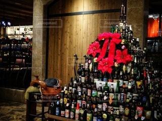 食べ物,ショップ,屋内,クリスマス,ワイン,レストラン,装飾,グランフロント大阪,グランフロントクリスマス,ワインツリー