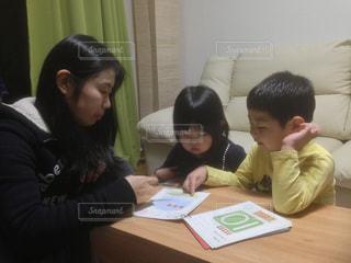 家族,親子,ハッピー,成長,ママ,お勉強,母子