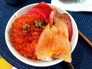海鮮丼 in アメリカの写真・画像素材[3717431]