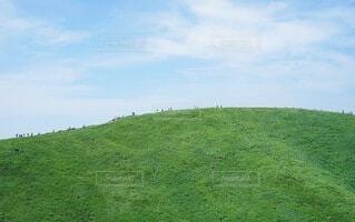丘の写真・画像素材[3726212]
