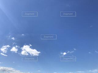 青い空の写真・画像素材[3790502]