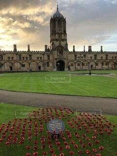 Oxfordの写真・画像素材[3758616]