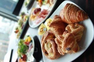 朝食の写真・画像素材[3758631]