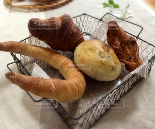朝食の写真・画像素材[351837]