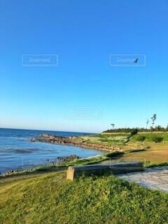 日本海の写真・画像素材[3798908]