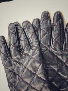 お気に入りの手袋の写真・画像素材[4045332]