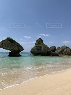 沖縄の海の写真・画像素材[3756024]
