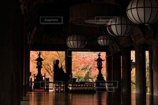 長谷寺の写真・画像素材[3748401]