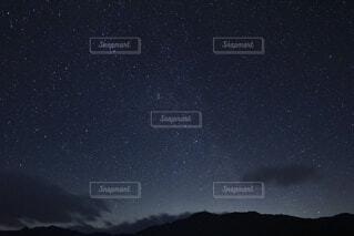 星空の写真・画像素材[3754863]