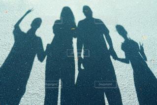 家族写真の写真・画像素材[3754887]