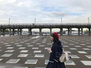 初めての横浜の写真・画像素材[3745243]