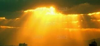 自然,空,屋外,朝日,正月,お正月,日の出,新年,初日の出,須磨海岸,エモい,エモい写真