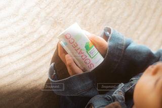ソダテコ やさいではぐくむスムージーの写真・画像素材[3936161]