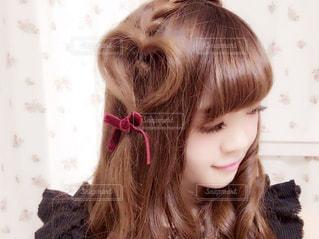 髪型の写真・画像素材[394350]