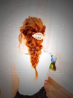 髪型 - No.394359