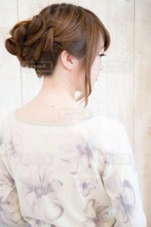 髪型の写真・画像素材[394361]