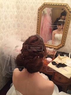 結婚式の写真・画像素材[394365]