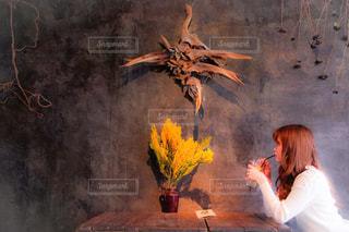 カフェの写真・画像素材[603451]