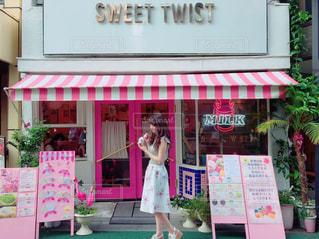 カフェ,アイスクリーム,下北沢,SWEET TWIST