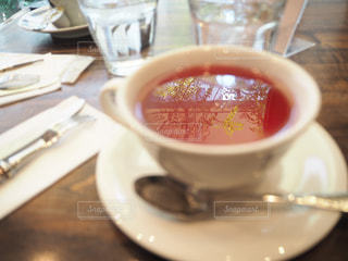 カフェの写真・画像素材[603540]