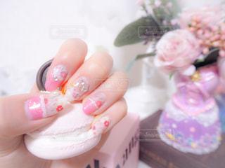 ピンクの歯ブラシの写真・画像素材[3054004]