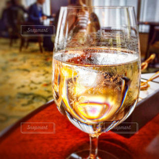 近くにワインのグラスの - No.929836