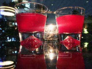 赤ワインのガラス - No.929996