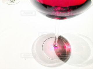 赤ワインのガラス - No.930529