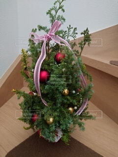 手作りツリーの贈り物の写真・画像素材[3971292]