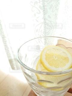 グラスの写真・画像素材[4438604]