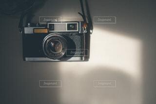 カメラのクローズアップの写真・画像素材[4069578]
